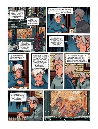 Page 4 le train des orphelins T.2 - Harvey