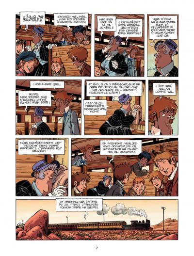 Page 7 le train des orphelins T.2 - Harvey