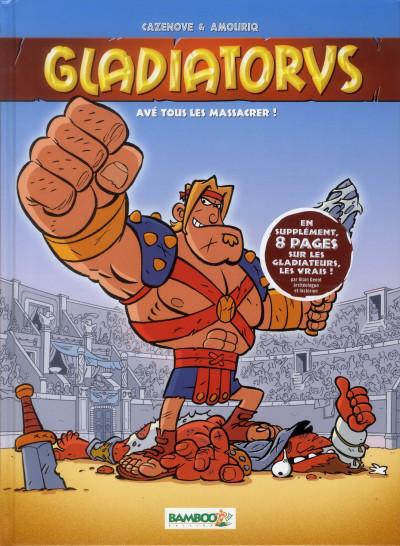 image de Gladiatorus tome 1 - avé tous les massacrer !