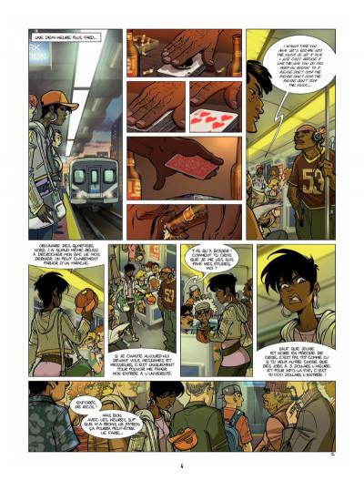 Page 3 le plan - ils avaient tout prévu, et pourtant...