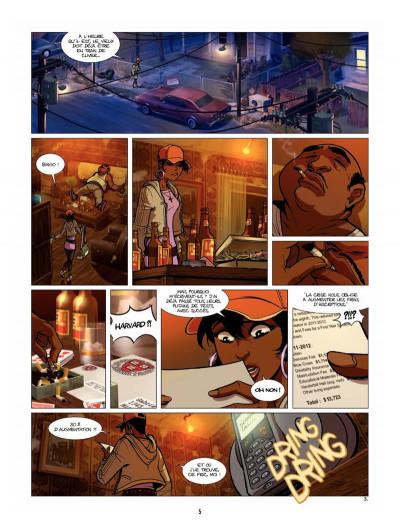 Page 4 le plan - ils avaient tout prévu, et pourtant...
