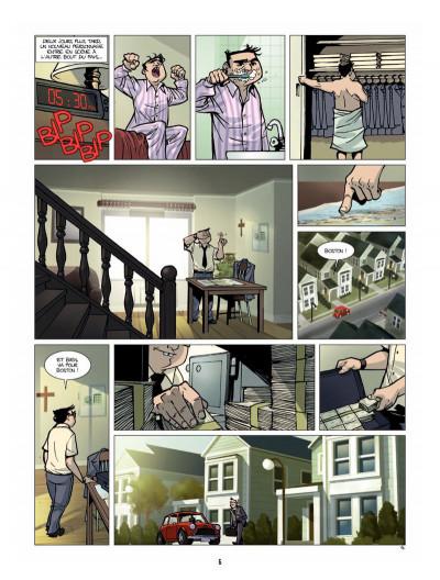 Page 5 le plan - ils avaient tout prévu, et pourtant...