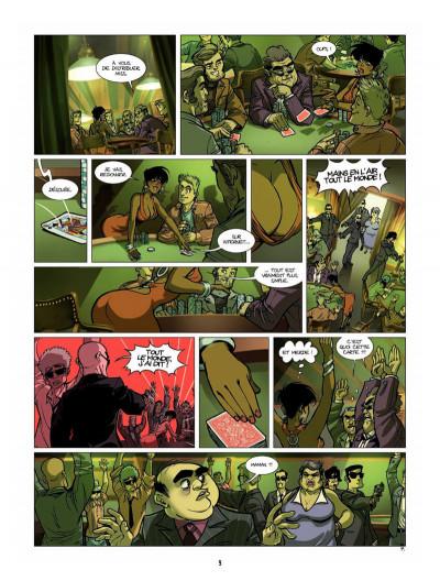 Page 8 le plan - ils avaient tout prévu, et pourtant...