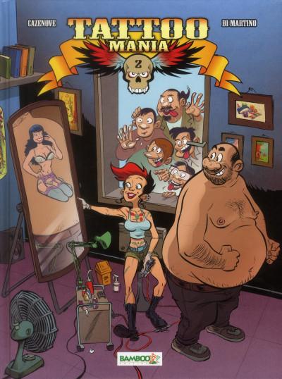 image de tattoo mania tome 2