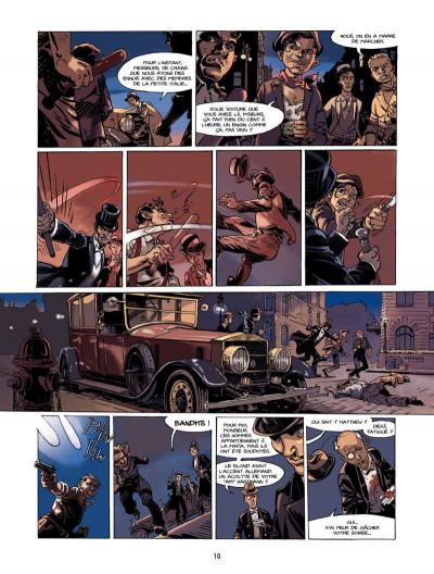 Page 9 S.O.S. Lusitania tome 1 - la croisière des orgueilleux