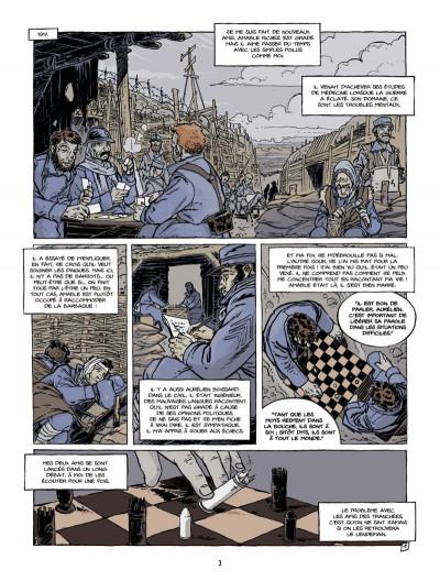 Page 2 pour un peu de bonheur tome 2 - Aurélien