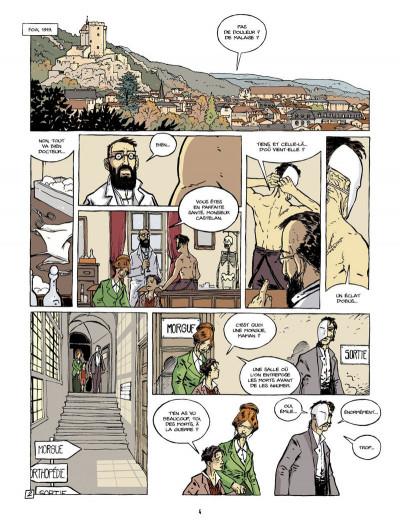 Page 3 pour un peu de bonheur tome 2 - Aurélien