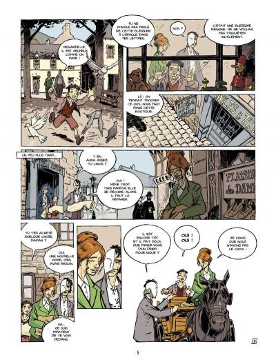Page 4 pour un peu de bonheur tome 2 - Aurélien
