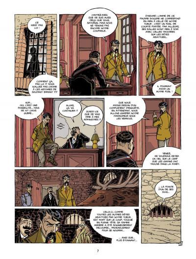 Page 6 pour un peu de bonheur tome 2 - Aurélien