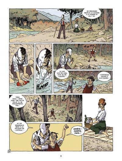 Page 7 pour un peu de bonheur tome 2 - Aurélien