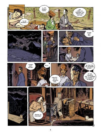Page 8 pour un peu de bonheur tome 2 - Aurélien