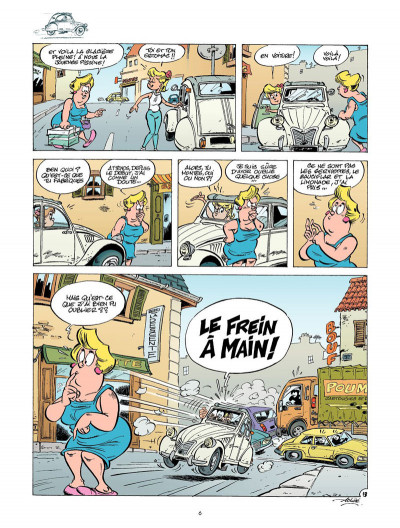 Page 4 les damnés de la route - femmes au volant...