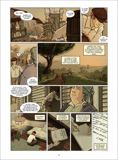 Page 4 une vie à écrire