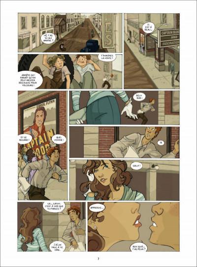 Page 6 une vie à écrire