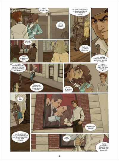 Page 7 une vie à écrire