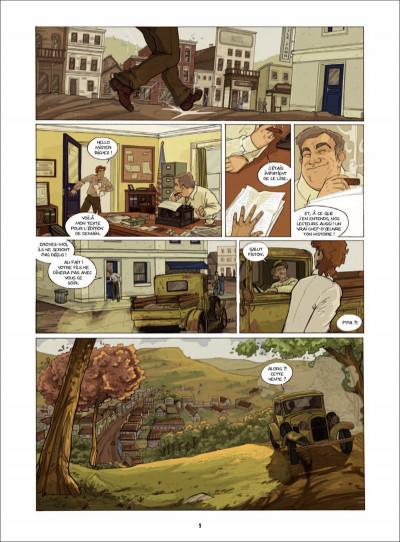 Page 8 une vie à écrire