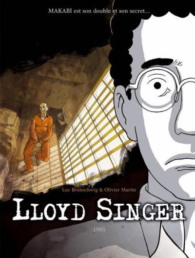 Couverture Lloyd Singer tome 8