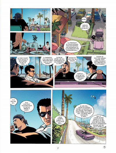 Page 6 Lloyd Singer tome 8