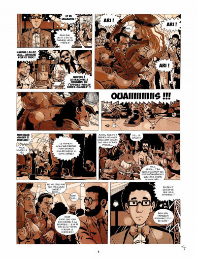 Page 8 Lloyd Singer tome 8