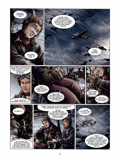 Page 2 l'oeil des dobermans tome 2 - l'ombre des chiens