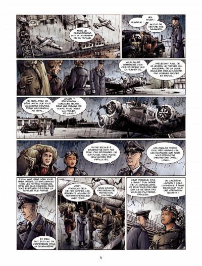Page 4 l'oeil des dobermans tome 2 - l'ombre des chiens