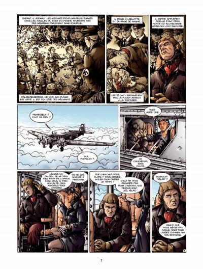 Page 6 l'oeil des dobermans tome 2 - l'ombre des chiens