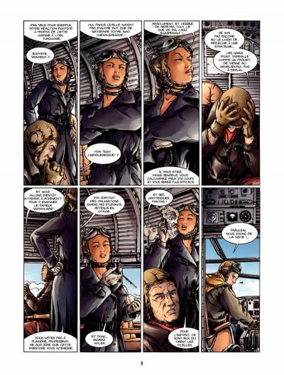 Page 7 l'oeil des dobermans tome 2 - l'ombre des chiens