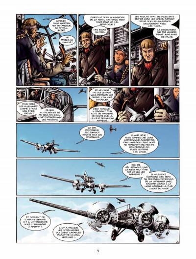 Page 8 l'oeil des dobermans tome 2 - l'ombre des chiens
