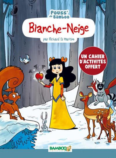 Couverture Blanche-Neige