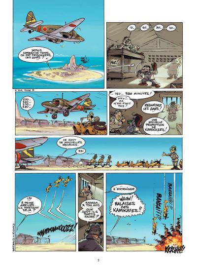 Page 1 les dézingueurs tome 3 - appâts de sushi