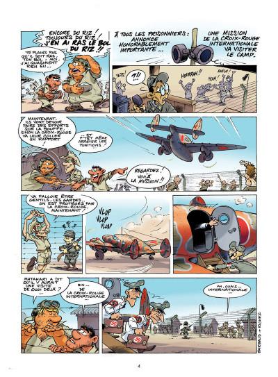 Page 2 les dézingueurs tome 3 - appâts de sushi