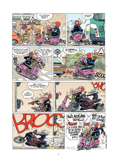 Page 5 Les fondus de moto tome 5
