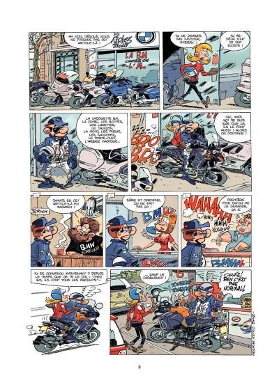 Page 6 Les fondus de moto tome 5