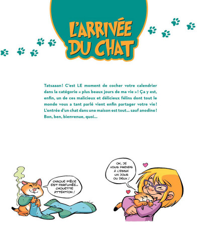 Page 2 la vie chez mon chat