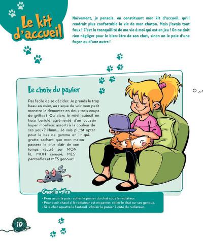 Page 5 la vie chez mon chat