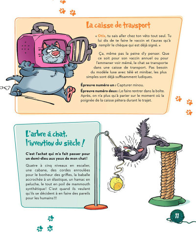 Page 6 la vie chez mon chat