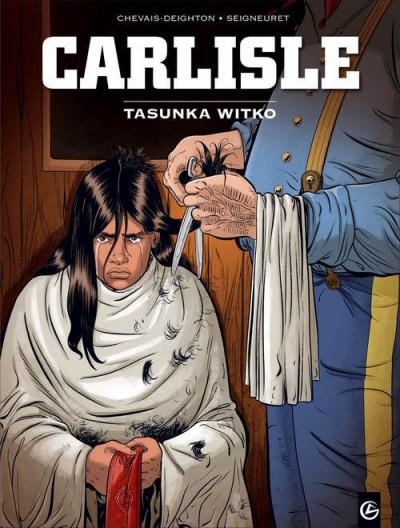 image de Carlisle tome 1 - Tasunka Witko