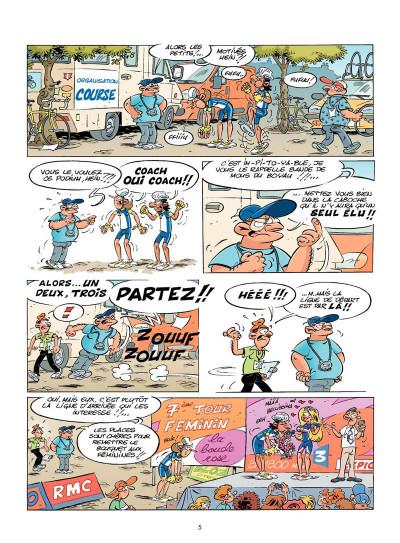 Page 3 les Vélo Maniacs T.9