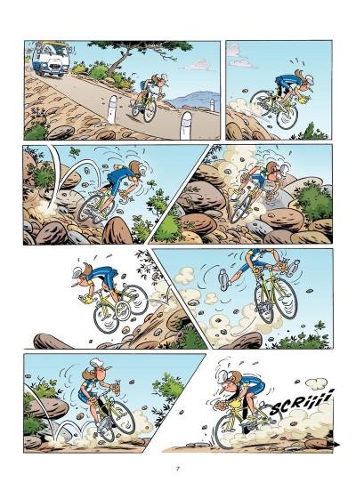 Page 5 les Vélo Maniacs T.9