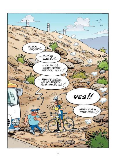 Page 6 les Vélo Maniacs T.9
