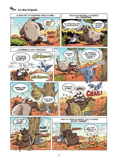 Page 5 Les insectes en BD tome 2