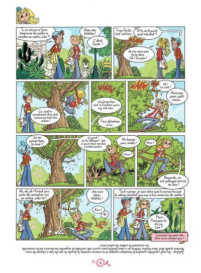 Page 7 Les Énigmes de Léa