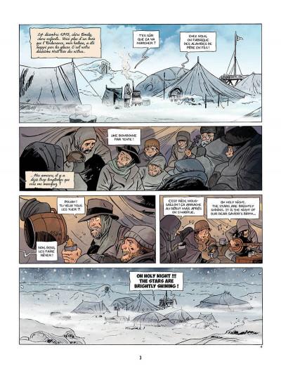 Page 4 Sur les bords du monde Tome 2