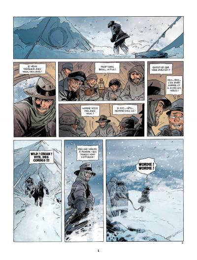 Page 5 Sur les bords du monde Tome 2