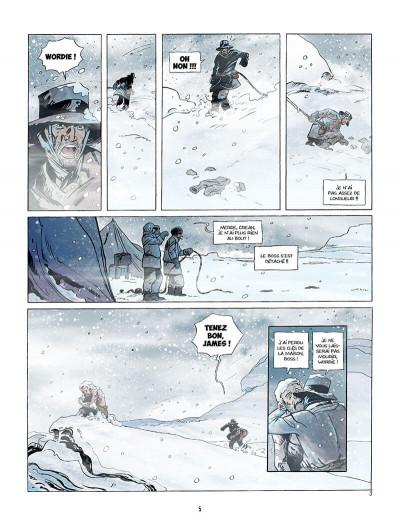 Page 6 Sur les bords du monde Tome 2