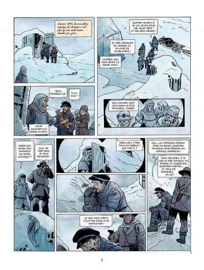 Page 8 Sur les bords du monde Tome 2