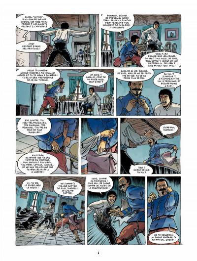 Page 3 Le Fils de l'officier Tome 3 - La Tête en feu