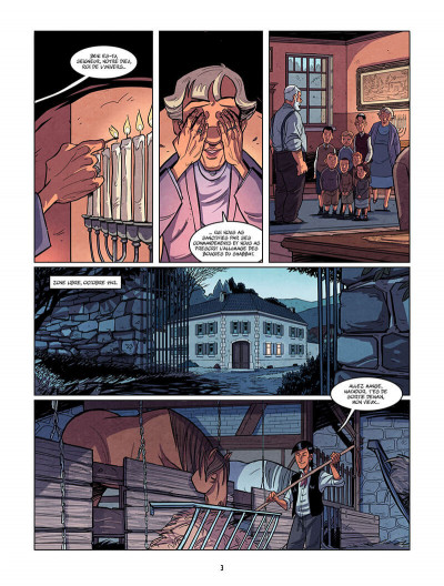 Page 2 L'envolée sauvage tome 4