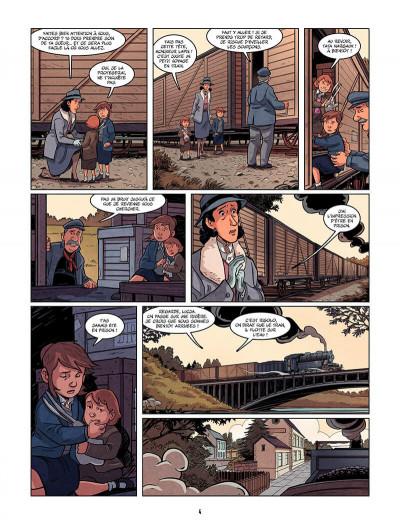 Page 3 L'envolée sauvage tome 4