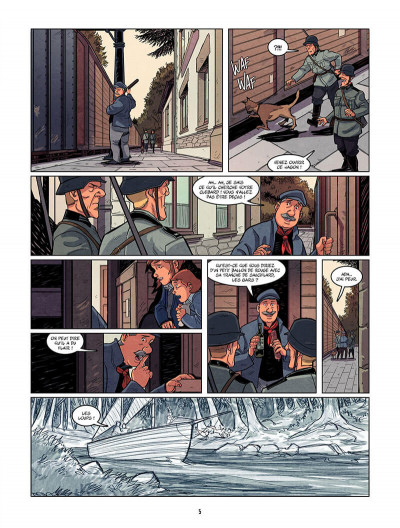 Page 4 L'envolée sauvage tome 4
